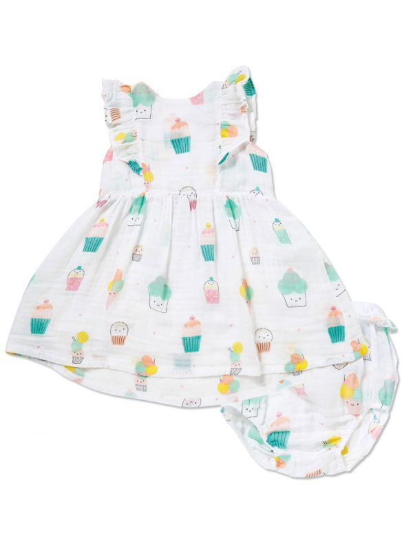Sprinkles Dress and Bloomer Main