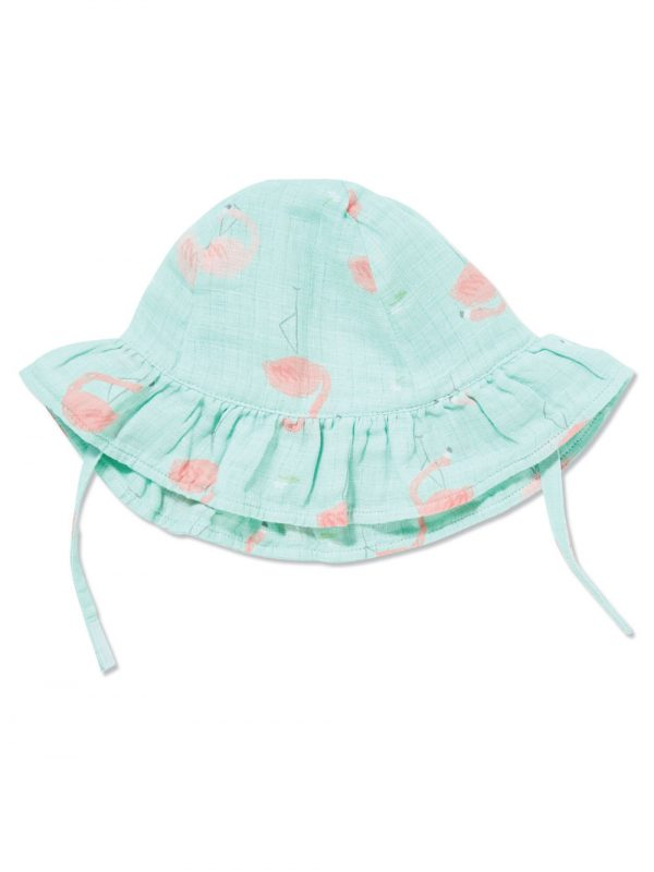 Flamingo Sun Hat Main