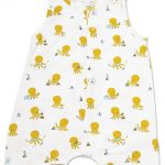 Octopus Shortie Romper - Sleevless - Same Baby Clothing Collection