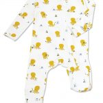 Octopus Zipper Footie - Same Baby Clothing Collection