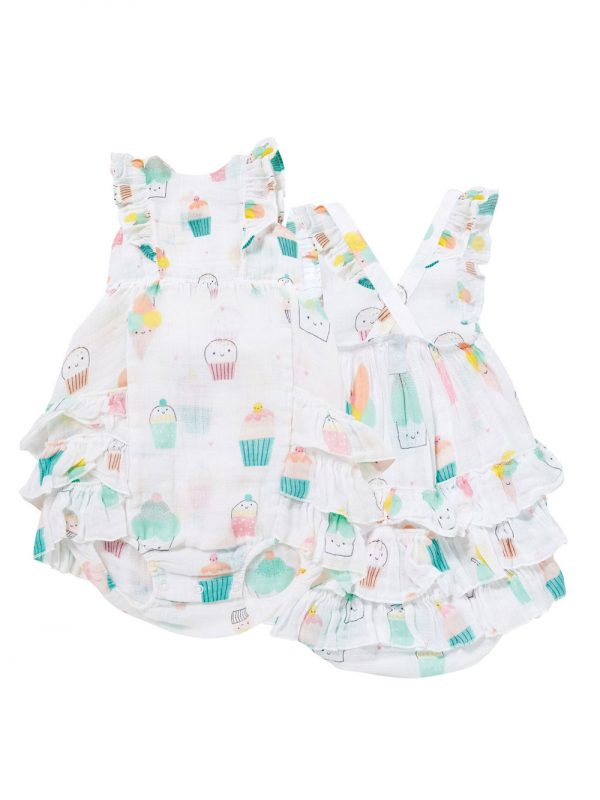 Sprinkles Ruffle Sides Bubble Main