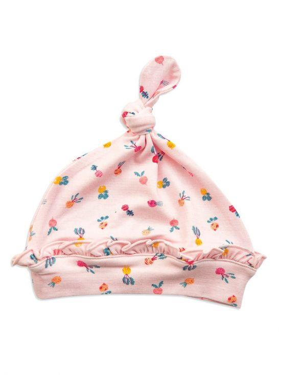 Little Beets Knotted Beanie - Angel Dear