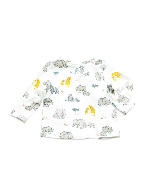 Endangered Species Take Me Home Set - Baby Clothes Top