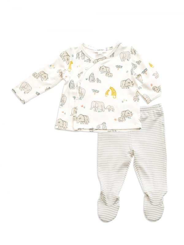Endangered Species Take Me Home Set - Baby Clothes