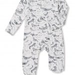 Seal Zipper Footie - Same Baby Clothing Collection